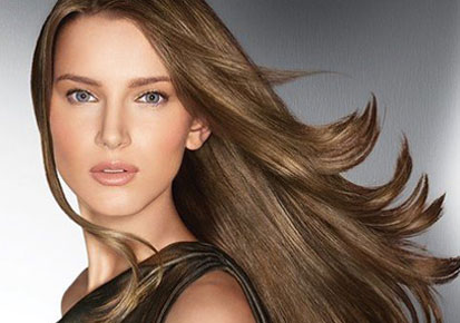 8 Tips for healthy and beautiful shiny hair