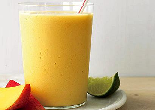 Breakfast  smoothie for perfect morning