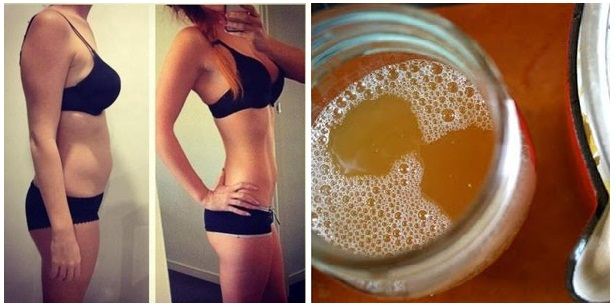 ONE CUP OF THIS BEVERAGE BEFORE BED BURNS BELLY FAT LIKE MIRACLE!!