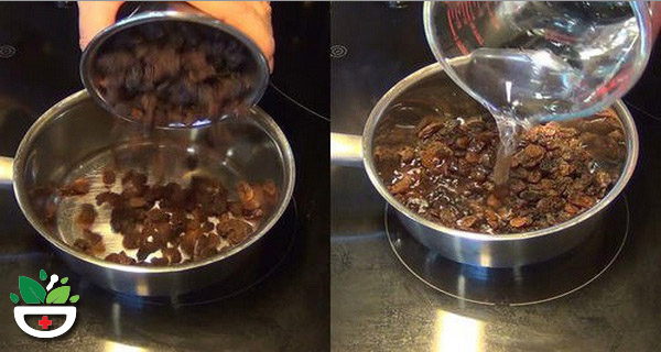 How To Cleanse Your Liver With Raisins And Water In Only 2 Days.