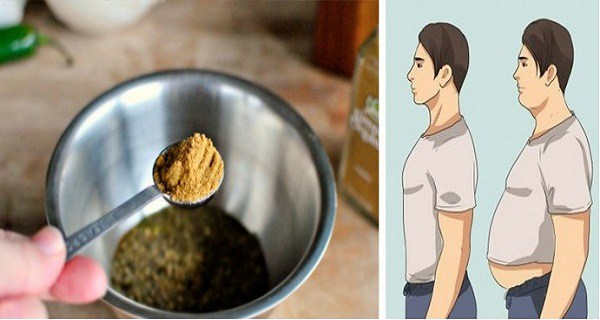 Unbelievable Weight Loss Study: Triple Fat Loss With One Teaspoon Of This Miracle Spice!