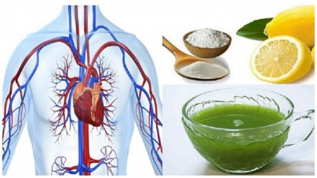 Clean The Blood Vessels With Baking Soda: One Cup Of This Drink Removes Bad Cholesterol Successfully!