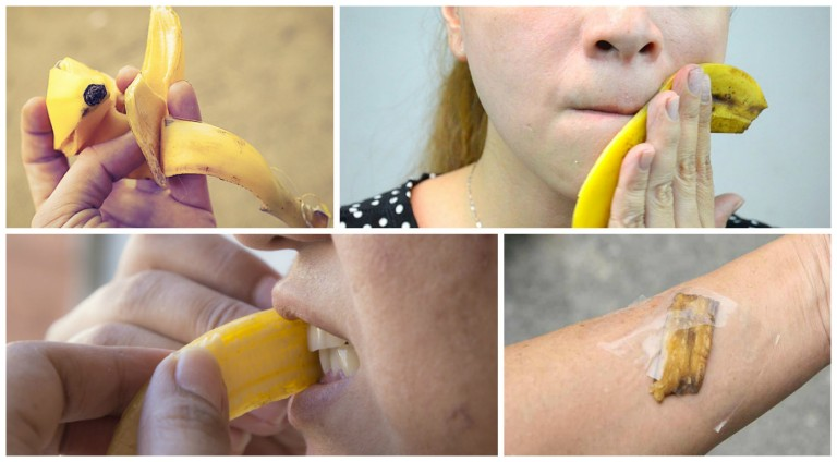 You Will Never Throw Away The Banana Peel After Reading This